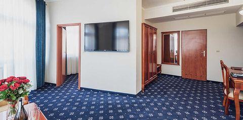teren hotelu, pokój, apartament