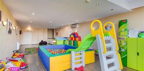 dla dzieci, plac zabaw, kids club