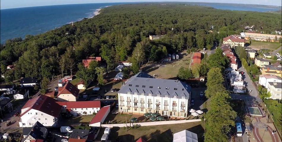 obiekt, budynek główny, teren hotelu, plaża, zwiedzanie