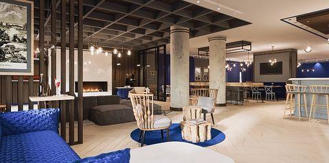 recepcja / lobby, teren hotelu, drink bar