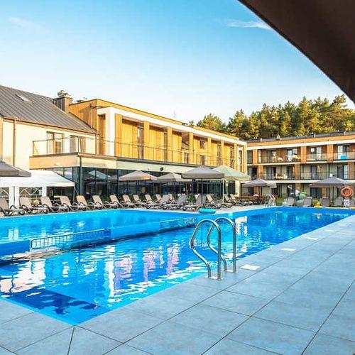 Wczasy zorganizowane Grzybowo Saltic Resort & SPA