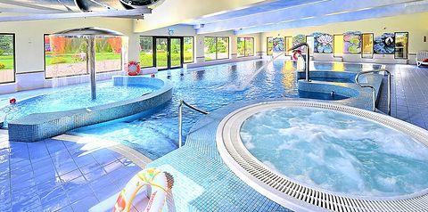 teren hotelu, basen, aquapark, dla dzieci