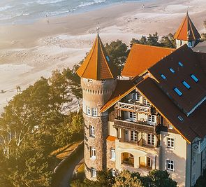 Zamek Łeba