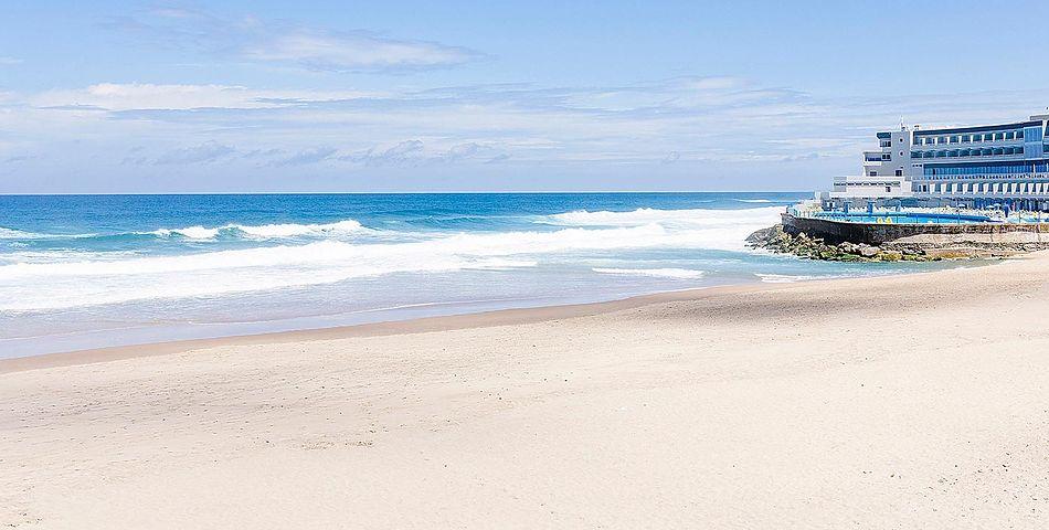 obiekt, plaża