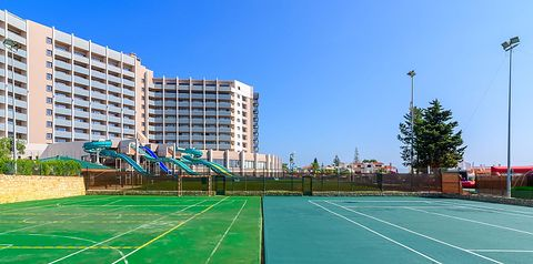 obiekt, sport i rekreacja, korty tenisowe