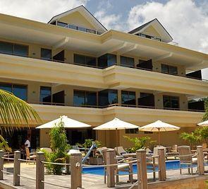 Crown Beach Seychelles