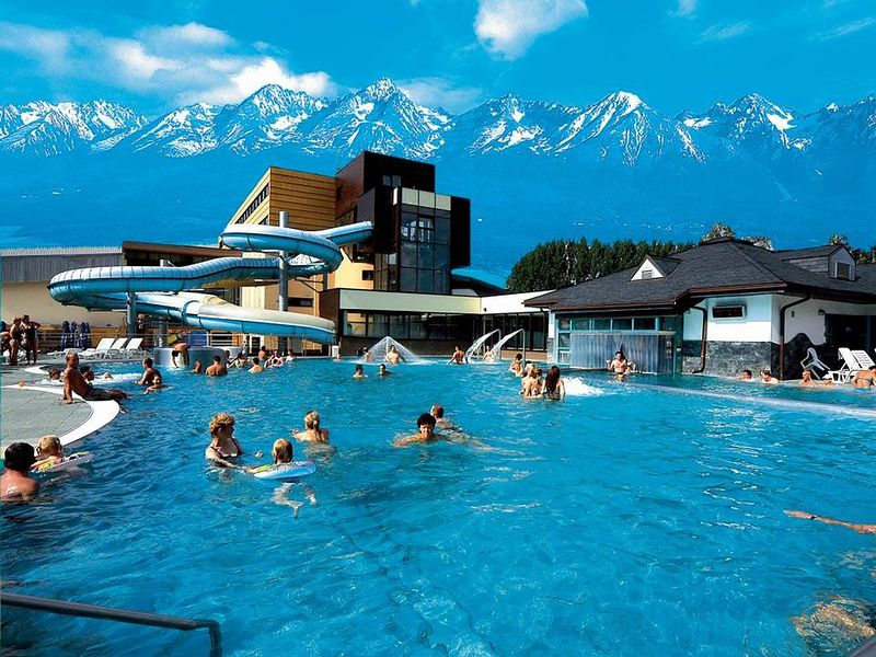 Mountain View (Aqua City Poprad)