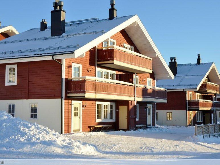 Apartamenty Idre Fjall
