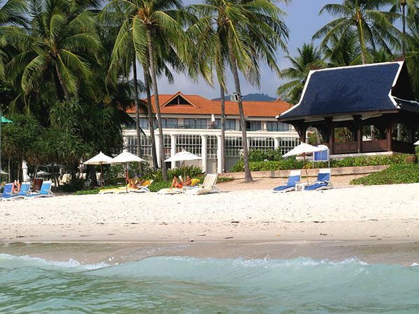 Centara Grand Beach