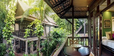 obiekt, balkon / taras