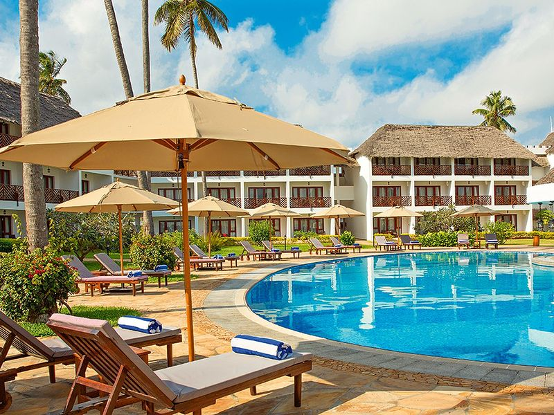 DoubleTree Resort by Hilton Nungwi