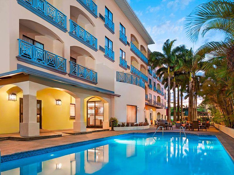 Courtyard Port of Spain