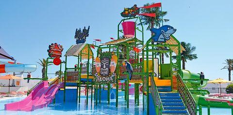 aquapark, dla dzieci