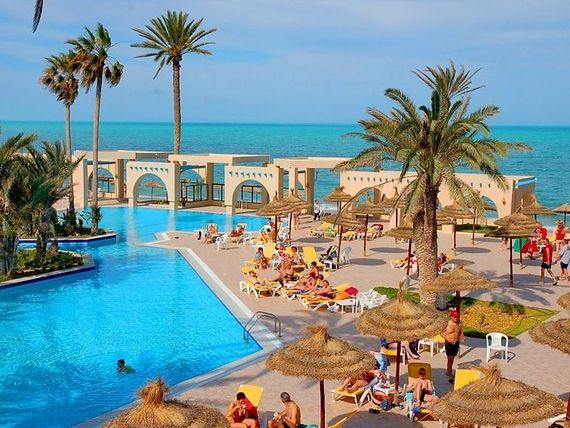 Zita Beach Resort Zarzis