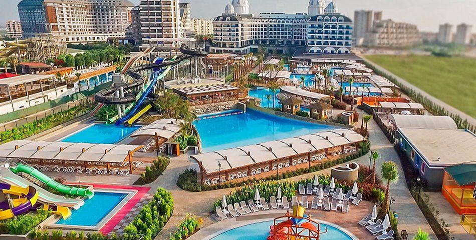 obiekt, basen, aquapark, zjeżdżalnia