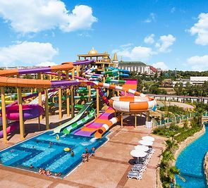 Delphin BE Grand Resort (ex. Botanik Lara)