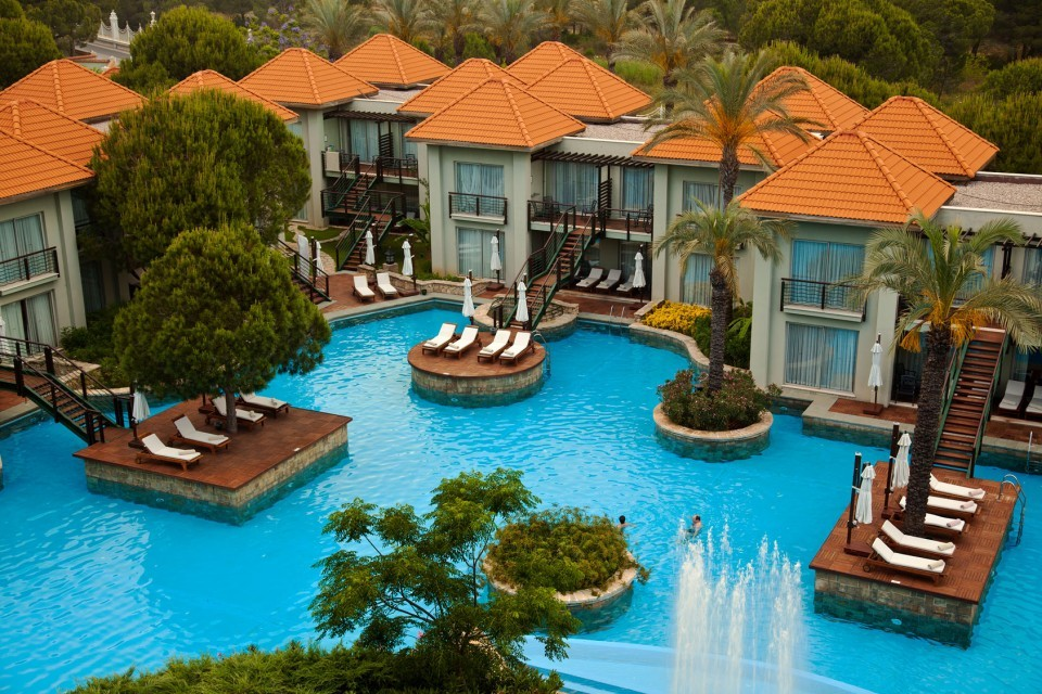 IC HOTELS RESIDENCE ANTALYA - OFFICIAL WEB SITE