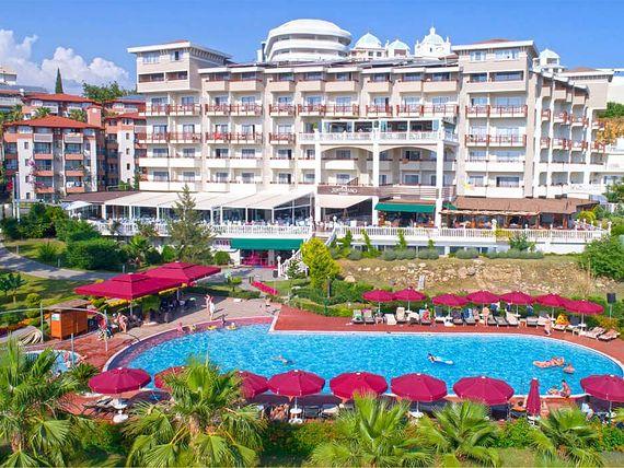 Justiniano De Luxe Resort