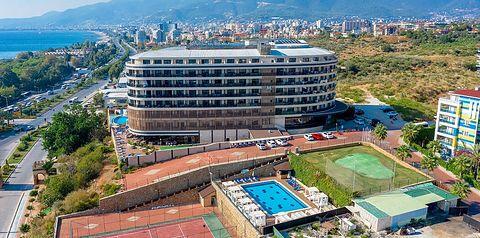 obiekt, teren hotelu, sport i rekreacja