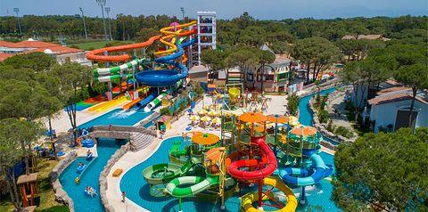 basen, aquapark