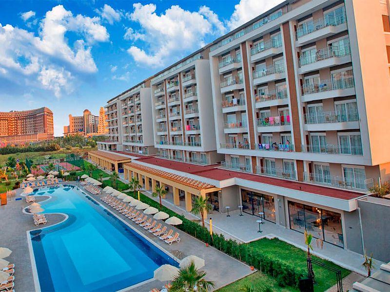 Sherwood Suites Resort