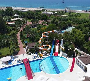 Sunis Elita Beach Resort (ex. Asteria Elita)