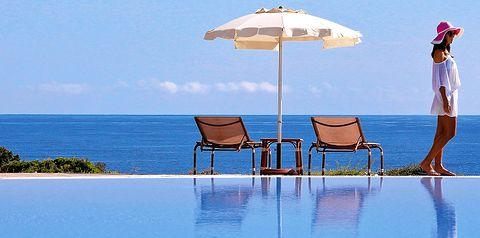 teren hotelu, plaża, zwiedzanie