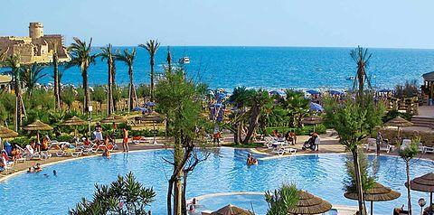 basen, plaża, zwiedzanie