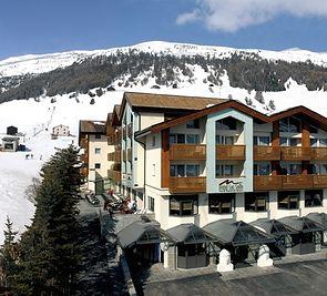 Lac Salin & Mountain Resort