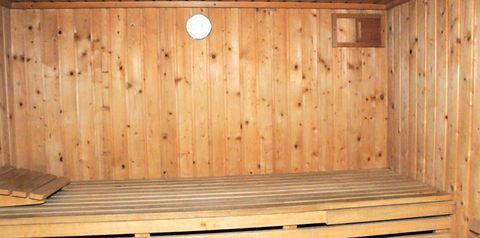sauna, rozrywka
