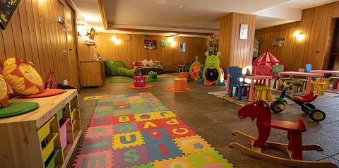 dla dzieci, kids club
