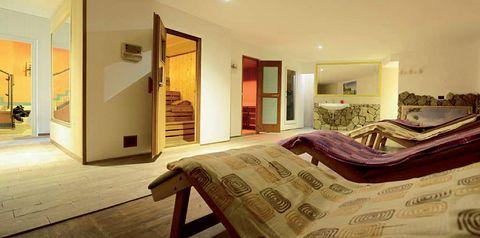SPA, sauna, relaks