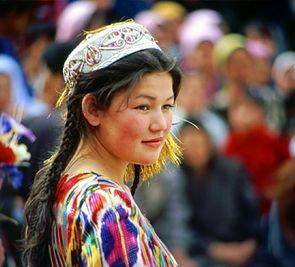 Uzbekistan - wrota Azji