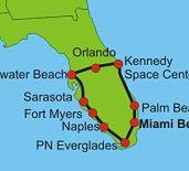 Floryda - Półwysep Snów