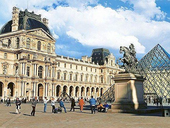 3 dniowa wycieczka do Paryża