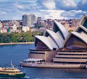 Australia i Nowa Zelandia - Po drugiej stronie Ziemi