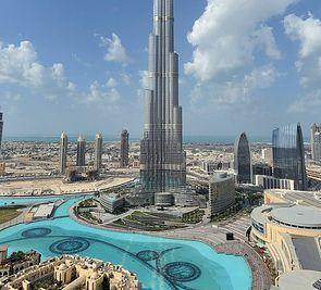 Dubaj i Abu Zabi - Rodzinna Frajda