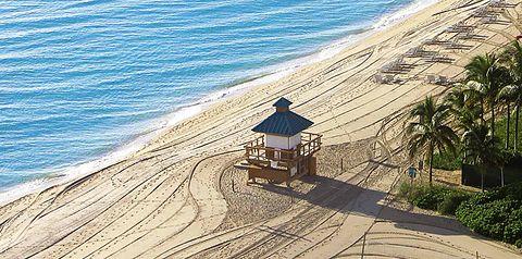 plaża, zwiedzanie