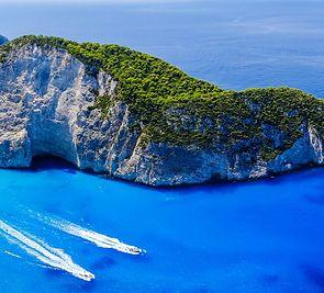 Grecja dla oszczędnych - Zakhyntos