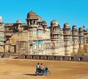 Indie - Kolory pustynnych miast