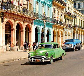 7+7: Kuba - wyspa jak wulkan gorąca