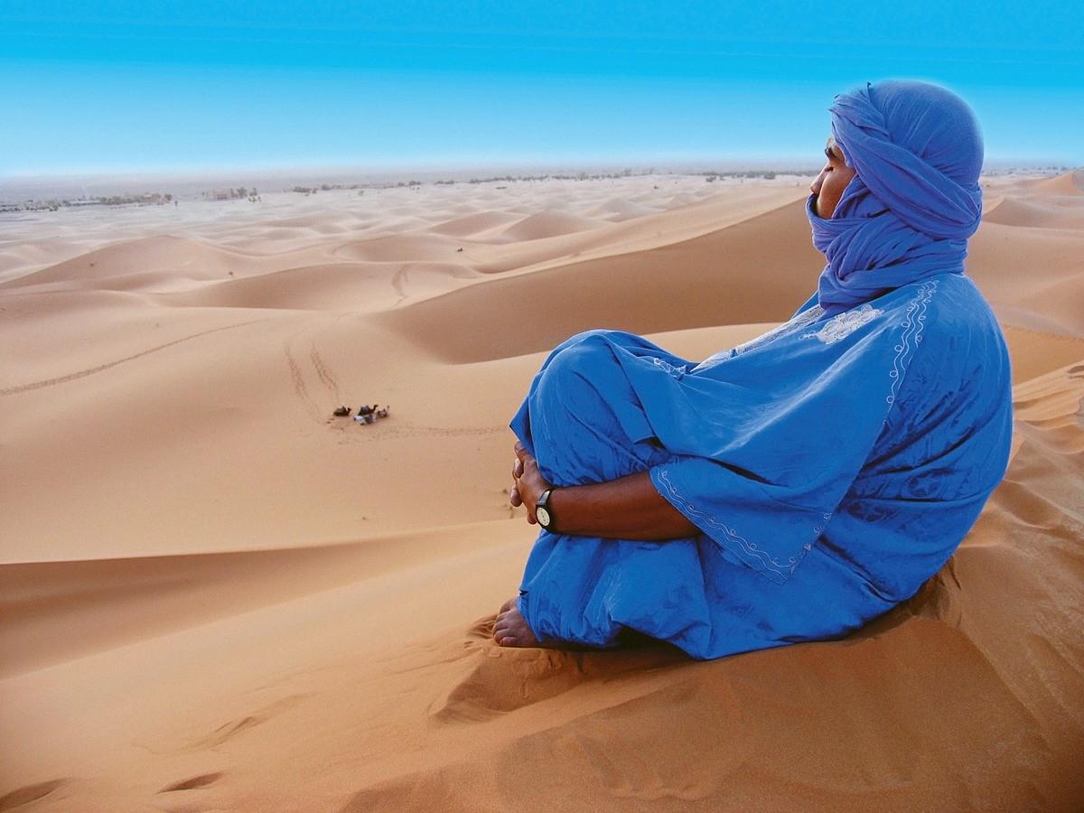 Maroko - Wielkie Południe