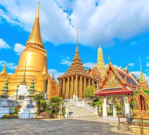7+7: Tajlandia - Bangkok i perły Morza Andamańskiego