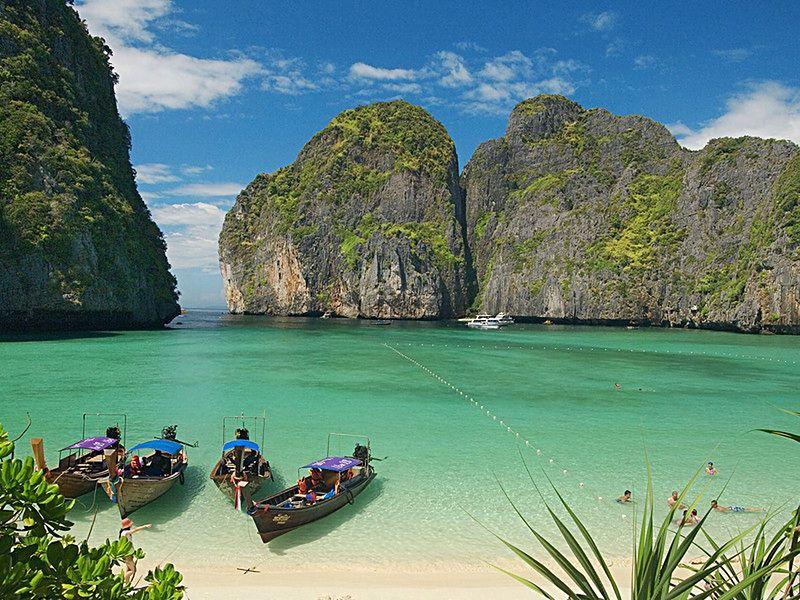 Tajlandia i Kambodża - w poszukiwaniu dzikich plaż