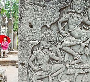 7+7: Tajlandia - Kambodża - Wietnam de luxe