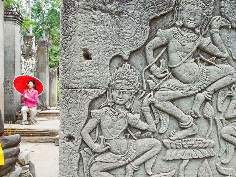 Tajlandia - Kambodża - Wietnam de luxe