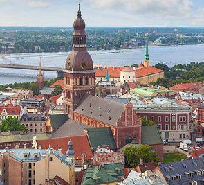 Via Baltica do Petersburga