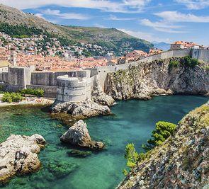 Chorwacja - zapach wina i lawendy
