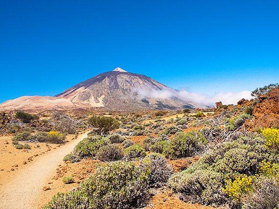 Park Narodowy i wulkan Teide