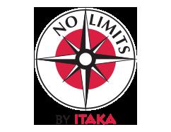 No limits by Itaka logo